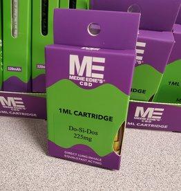 Medie Edie's Medie Edie's Do-Si-Dos CBD Vape Cartridge - 225mg - 1ml