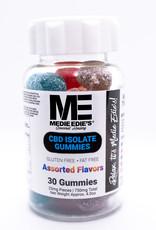 Medie Edie's Assorted CBD Gummies - 30ct/25mg/750mg