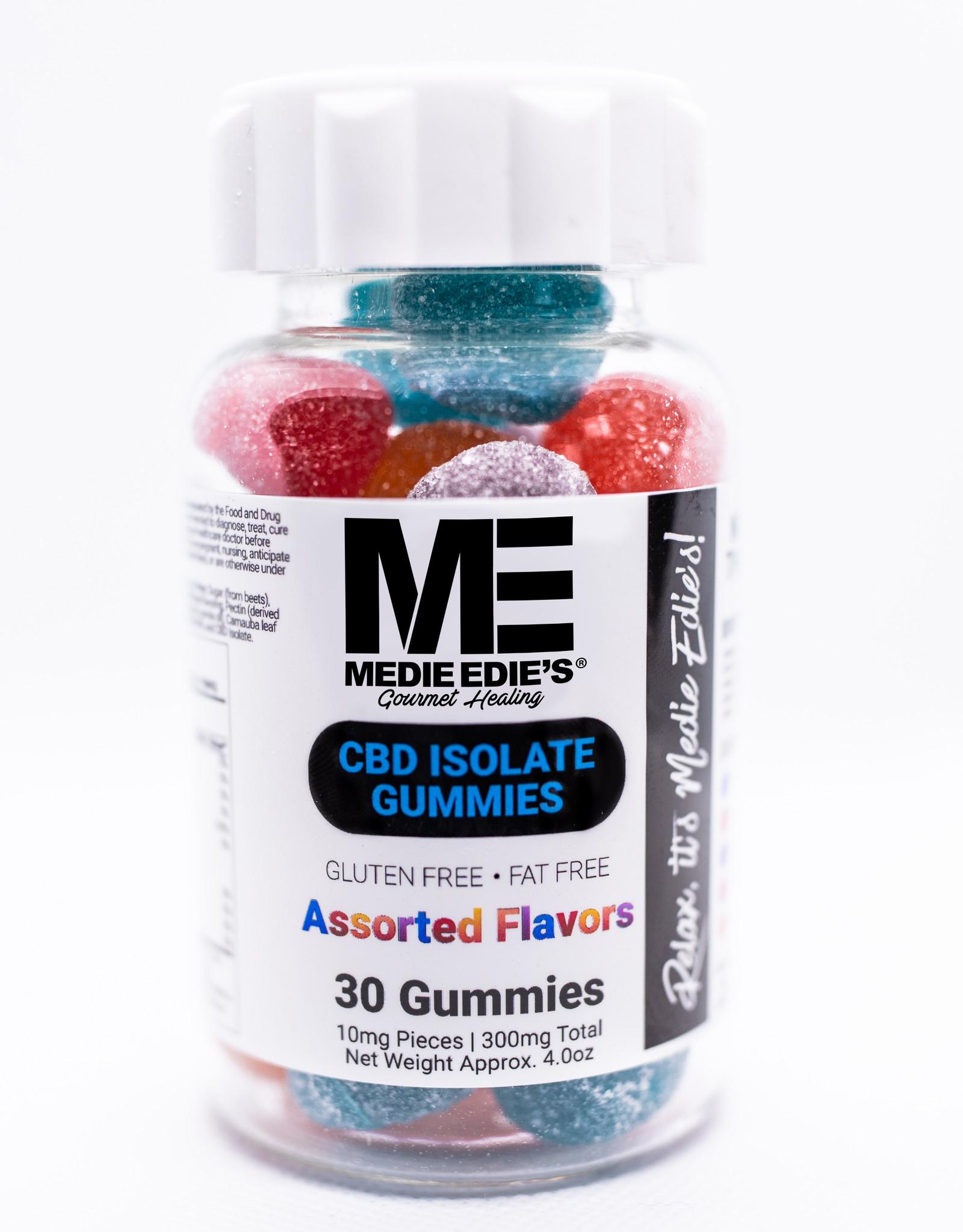 Medie Edie's Assorted CBD Gummies - 30ct/10mg/300mg
