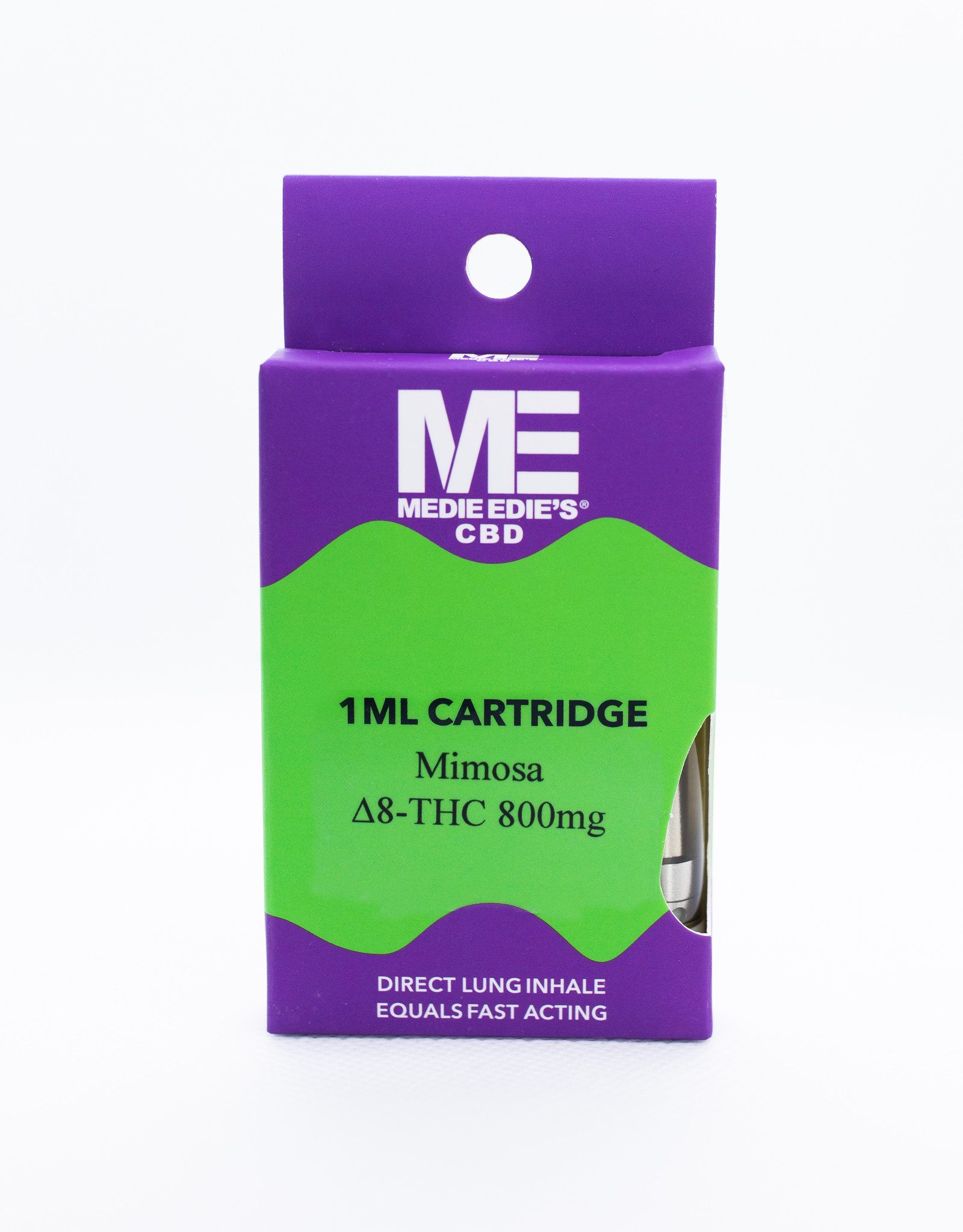 Medie Edie's Medie Edie's Delta-8 Vape Cartridge - 800mg - 1mL - Mimosa