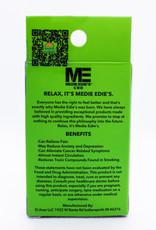 Medie Edie's Medie Edie's 1ml Delta-8 Vape Cartridge Green Crack X GSC -  800mg