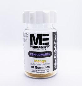 Medie Edie's Medie Edie's Mango CBN Gummies - 10ct/5mg/50mg