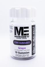 Medie Edie's Grape CBN Gummies - 10ct/5mg/50mg