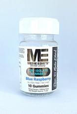 Medie Edie's Blue Raspberry CBD Gummies - 10ct/10mg/100mg
