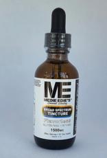 Medie Edie's Medie Edie's 60ml  Broad Spectrum Tincture Flavorless - 25mg.1500mg