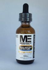 Medie Edie's Medie Edie's 60ml Broad Spectrum Tincture Orange Cream - 10mg . 600mg