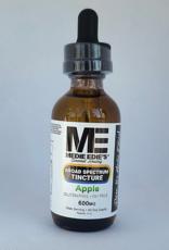 Medie Edie's Medie Edie's 60ml  Broad Spectrum Tincture  Apple - 10mg . 600mg