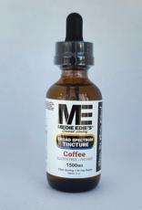 Medie Edie's Medie Edie's 60ml  Broad Spectrum Tincture Coffee - 25mg.1500mg