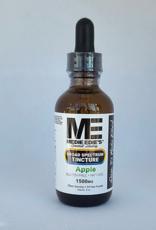 Medie Edie's Medie Edie's 60ml Broad Spectrum Tincture Apple - 25mg.1500