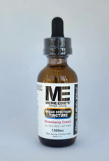 Medie Edie's Medie Edie's 60ml  Broad Spectrum Tincture  Strawberry Cream - 25mg.1500mg