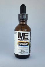 Medie Edie's Medie Edie's 60ml Broad Spectrum Tincture Flavorless - 10mg.600mg