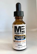 Medie Edie's Medie Edie's 30ml Broad Spectrum Pet Tincture Baked Ham - 10mg.300mg