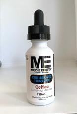 Medie Edie's Medie Edie's 30ml CBD Tincture Coffee -25mg.750mg