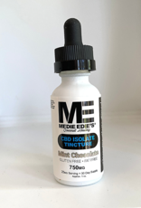 Medie Edie's Medie Edie's 30ml CBD Tincture Mint Chocolate - 25mg.750mg
