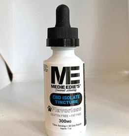 Medie Edie's 30ml CBD Pet Tincture Flavorless-10mg.300mg