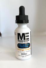 Medie Edie's Medie Edie's 30ml  CBD Tincture Orange Cream- 100mg.3000mg