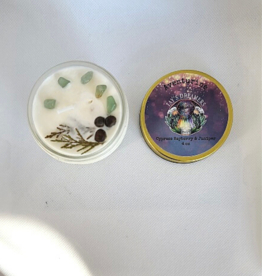 Tay's Dreamers - 4oz Candle Cypress Bayberry & Juniper
