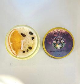 Tay's Dreamers - 4oz Candle Indian Nutmeg & Orange