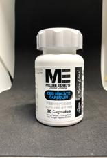 Medie Edie's CBD Capsules-30ct Bottle/25mg/750mg