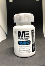 Medie Edie's CBD Capsules-30ct Bottle/50mg/1500mg