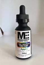 Medie Edie's Medie Edie's 30ml Full Spectrum Tincture Apple - 10mg.300mg
