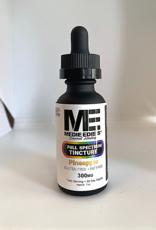 Medie Edie's Medie Edie's 30ml Full Spectrum Tincture  Pineapple - 10mg.300mg