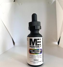 Medie Edie's 30ml Full Spectrum Tincture Flavorless - 10mg.300mg