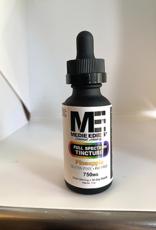 Medie Edie's Medie Edie's 30ml Full Spectrum Tincture Pineapple - 25mg.750mg