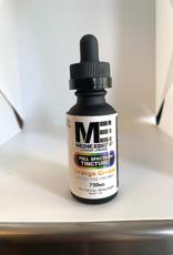 Medie Edie's Medie Edie's 30ml Full Spectrum Tincture  Orange Cream - 25mg.750mg