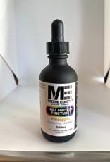 Medie Edie's Medie Edie's 60ml Full Spectrum Tincture Pineapple - 10mg.600mg