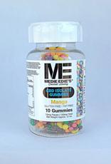 Medie Edie's Pebbled Mango CBD Gummies - 10ct/10mg/100mg