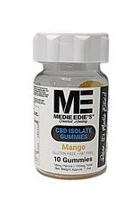 Medie Edie's Mango CBD Gummies - 10ct/10mg/100mg
