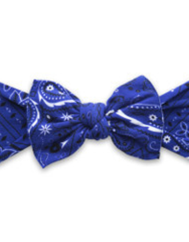 Baby Bling Printed Knot