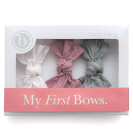 Baby Bling My First Bows