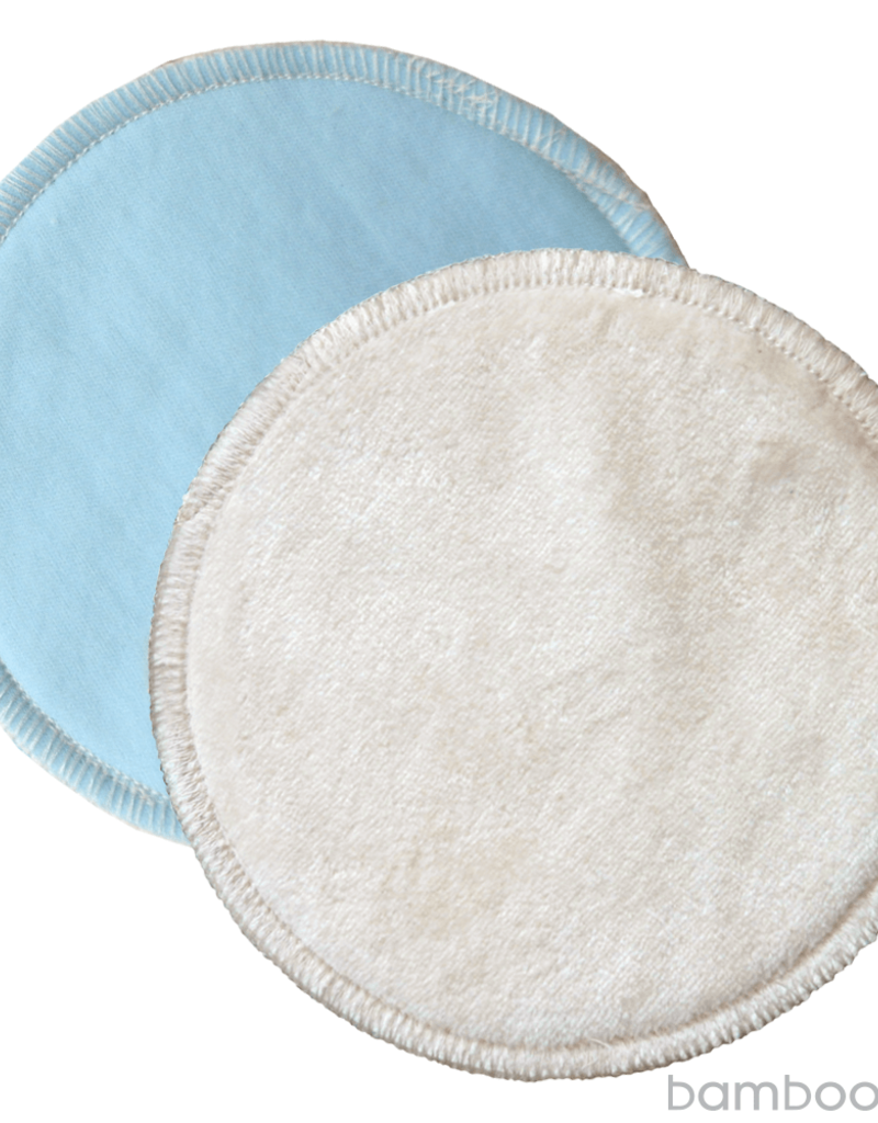 Bamboobies Nursing Pads Combo Regular/Overnight 2 Pack