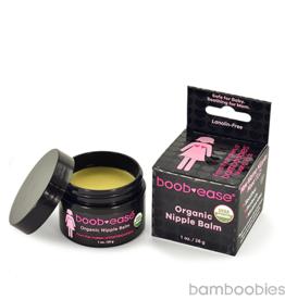 Bamboobies Boobease Nipple Balm