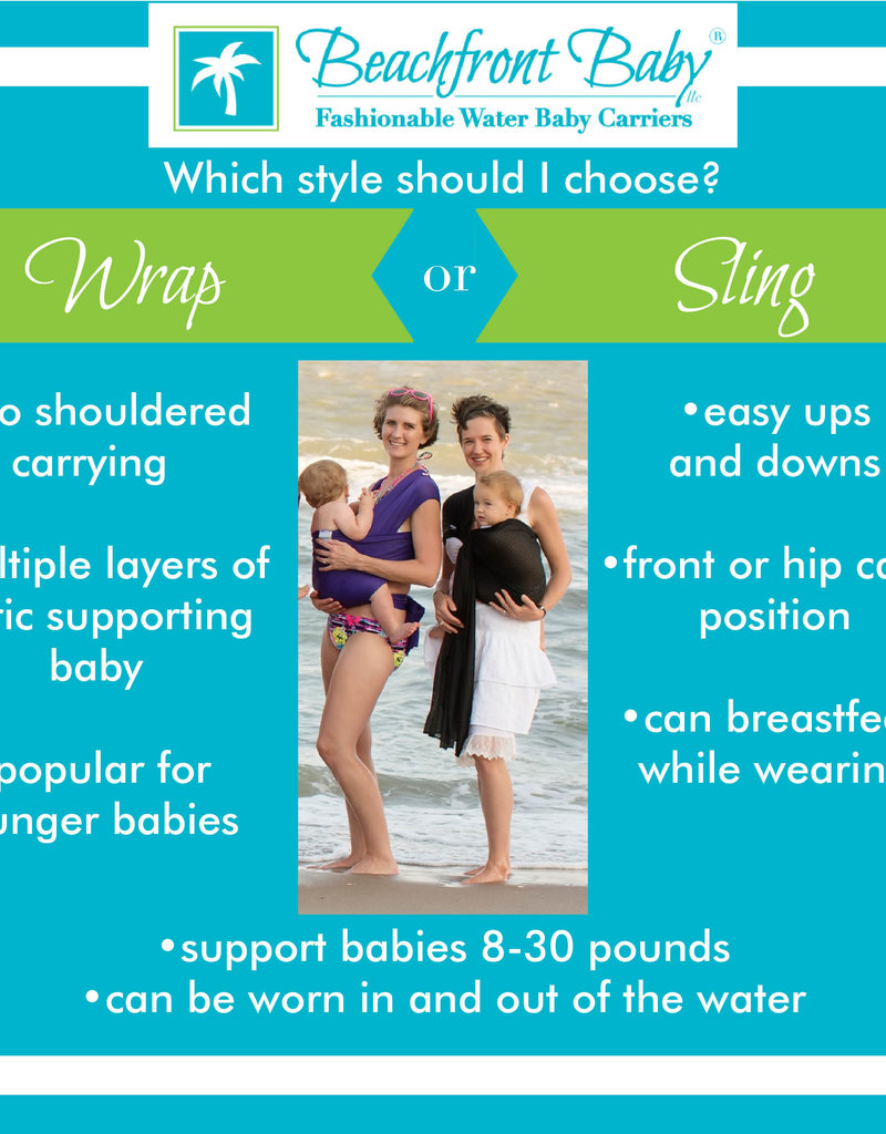 Beachfront Baby Wrap