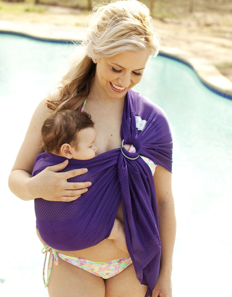 Beachfront Baby Sling - One Size