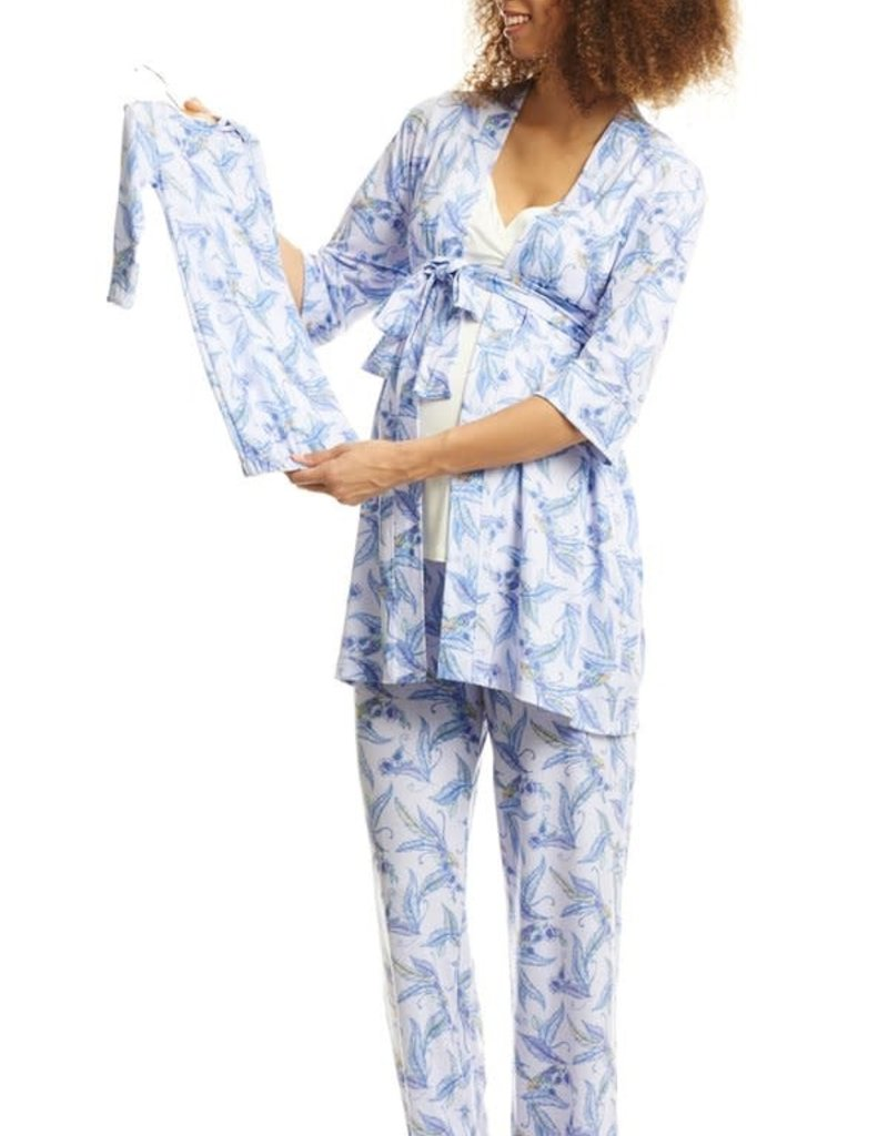 Everly Grey Analise Pajama 5 Piece Set