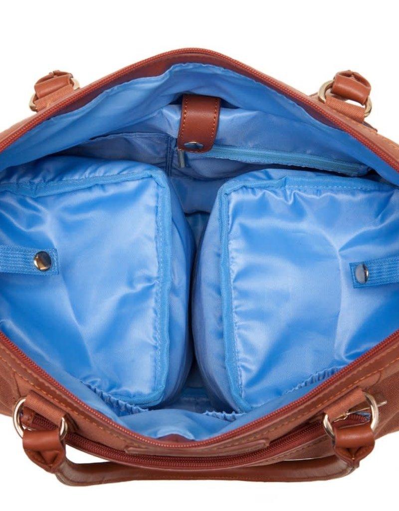 Sarah Wells Claire Pump Bag