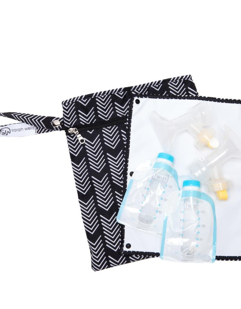 Sarah Wells Pumparoo Wet/Dry Bag