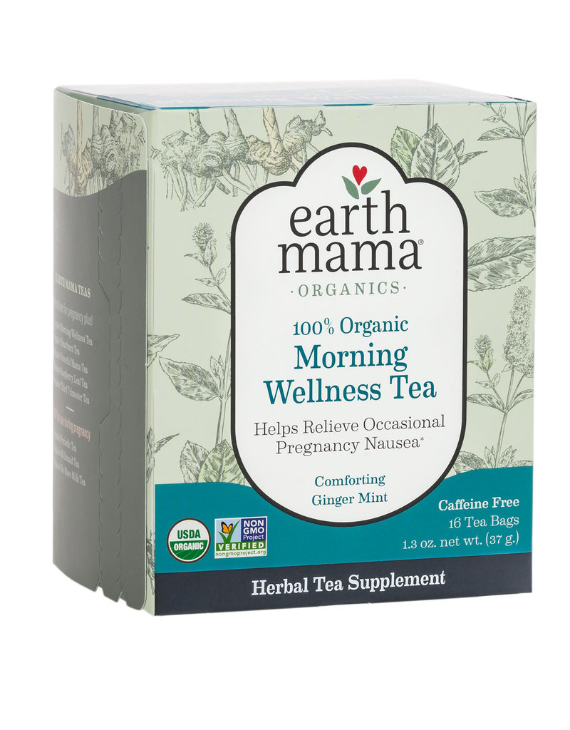 Earth Mama Organics Morning Wellness Tea