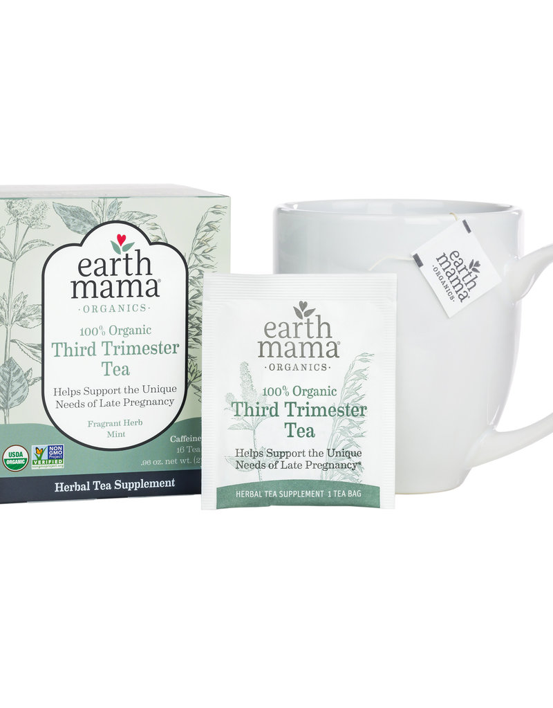 Earth Mama Organics Third Trimester Tea