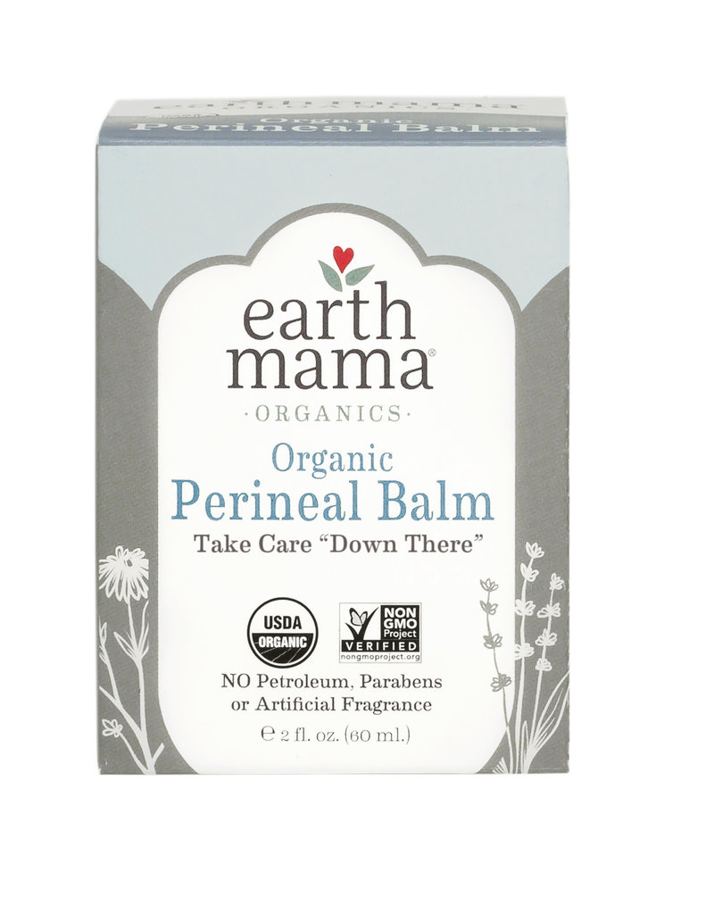 Earth Mama Organics Perineal Balm - 2 oz