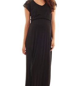 Everly Grey Margaret Nursing Maternity Dress