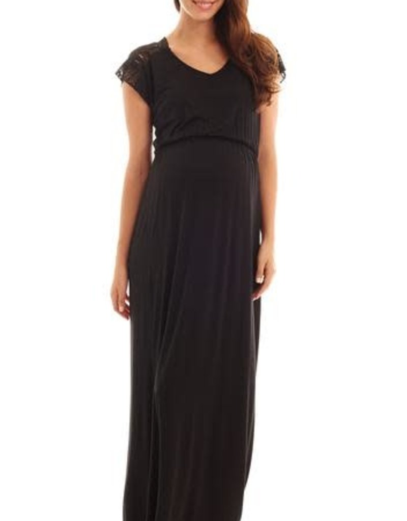Everly Grey Margaret Nursing Maternity Dress