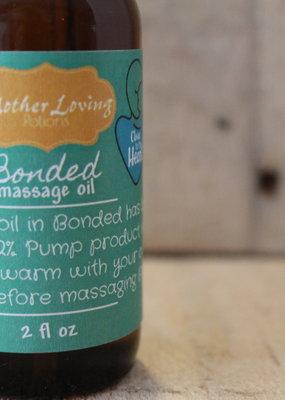 Mother Loving Potions Bonded Massage Oil