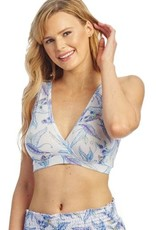 Everly Grey Paisley Sleep Bra