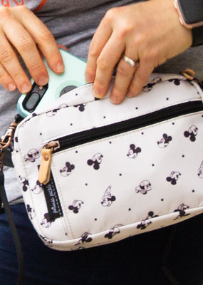 Petunia Pickle Bottom Mickey's 90th Disney Collaboration Belt Bag