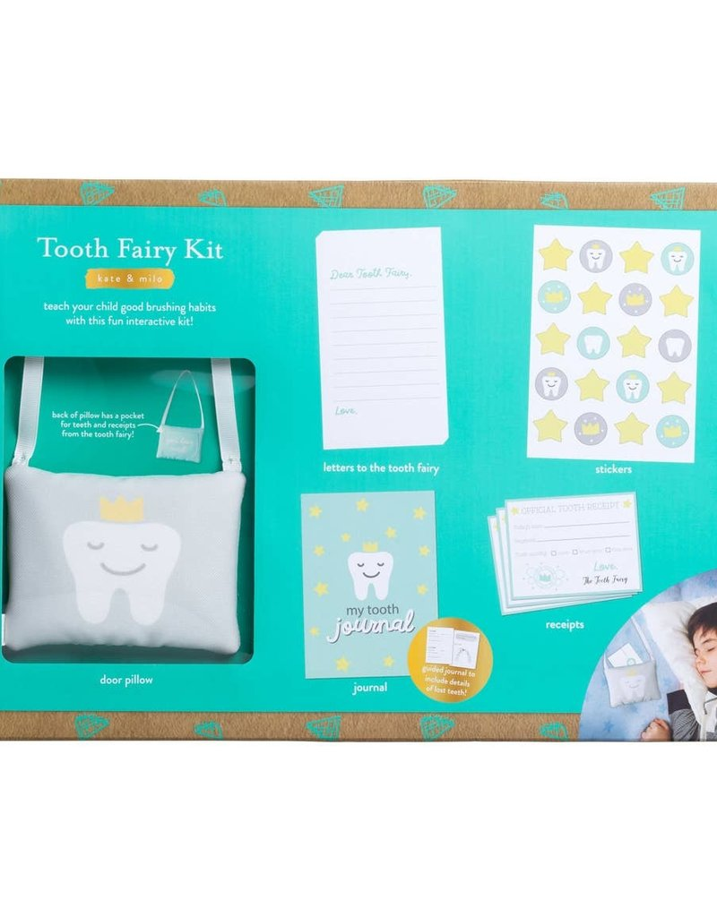 Kate & Milo Tooth Fairy Kit